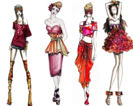Fashion-Sketches