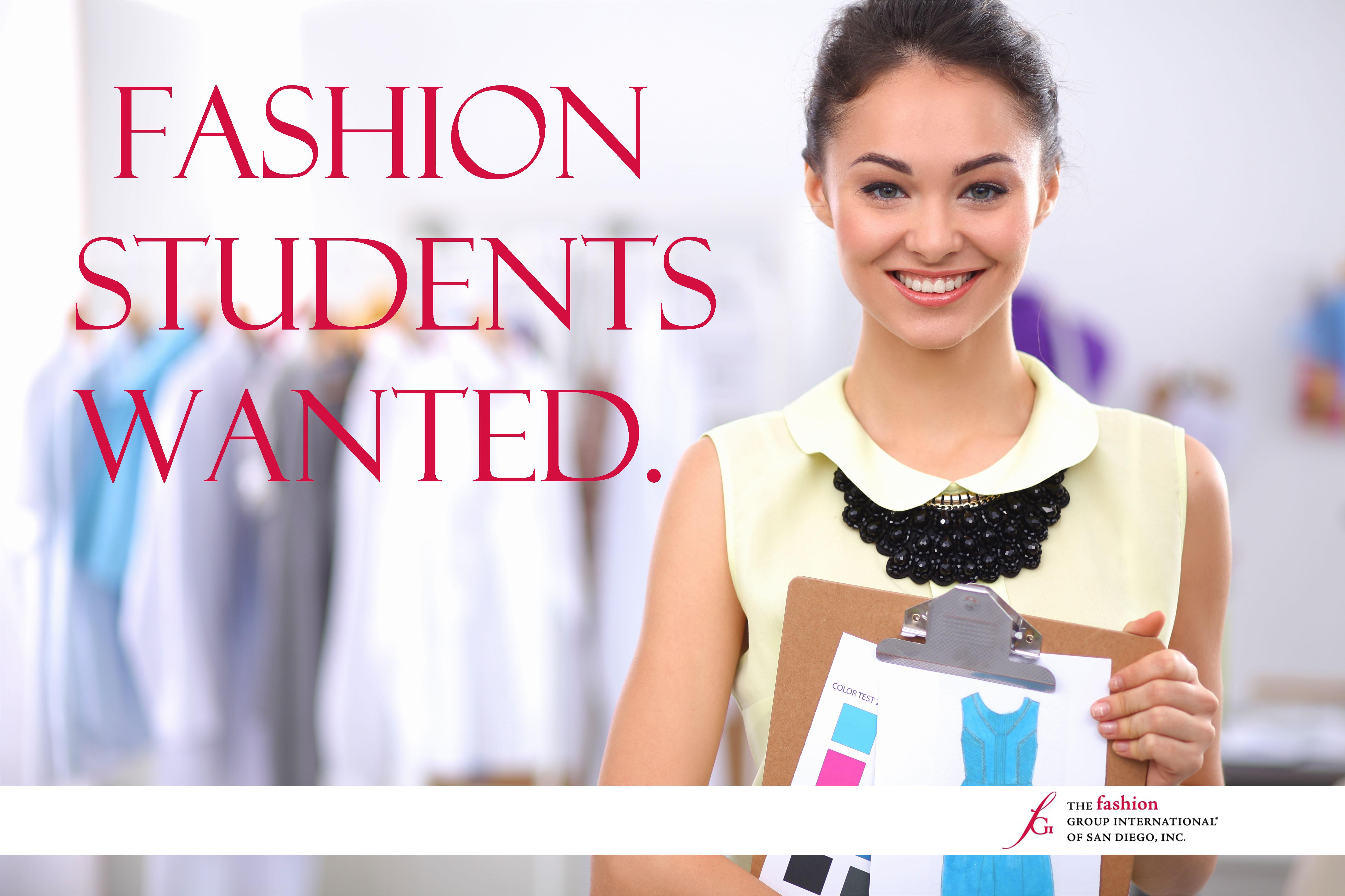 Student Membership Program Fashion Group International Of San Diego
