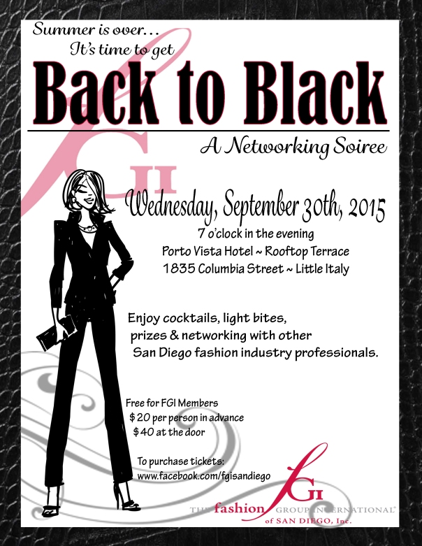 FGI Back to Black Soiree